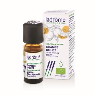 Huile essentielle bio d'Orange douce Ladrôme - 10 ml 113008