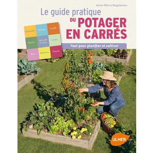 Guide du Potager au Carré 168 pages Éditions Eugène ULMER 113033
