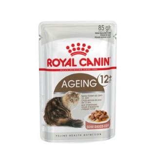 Ageing +12 Royal Canin 85 g 114411