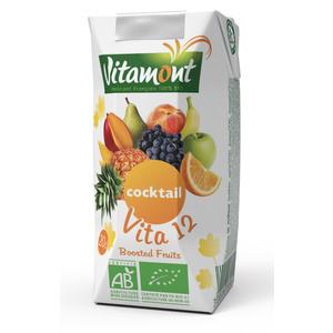Tetra Jus multifruits vita 12 bio VITAMONT