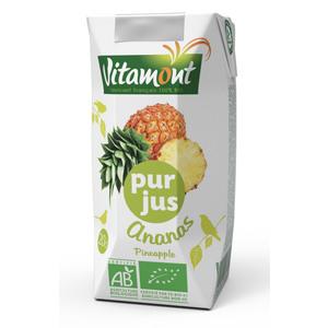 Tetra Jus ananas bio 6 x 20 cl VITAMONT