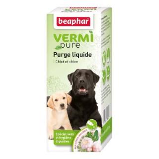 Purge liquide chien 50 ml 115612