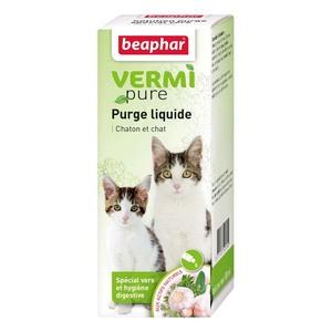 Purge liquide chat 50 ml 115613
