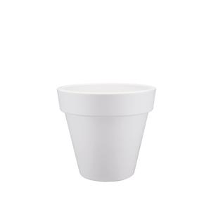 Pot Pure Round ELHO 120 cm blanc