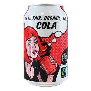 Cola bio - Commerce équitable SOLIDAR'MONDE