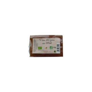 Pain d'épice bio 150 g 116874