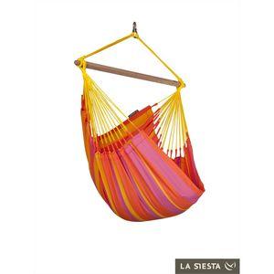 Chaise hamac Sonrisa orange