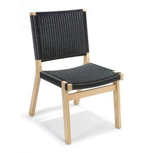 Chaise de jardin en teck Avila x 2 117669
