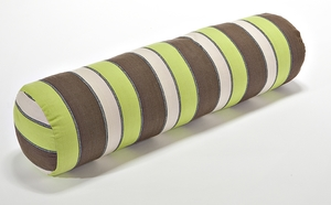 Polochon vert et chocolat