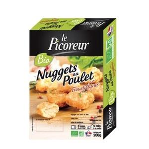 Nuggets de volaille - 200 g 118798