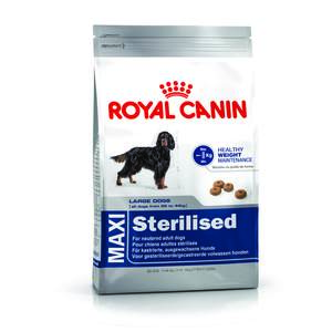 Maxi Sterilised Royal Canin 12 kg 119078