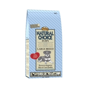 Croquette chien Natural Choice junior grande race poulet NUTRO 2 kg