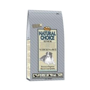 Croquette chien Natural Choice senior poulet NUTRO 2 kg