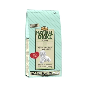 Croquette chien Natural Choice junior mini agneau NUTRO 2 kg
