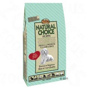 Croquette chien Natural Choice junior mini agneau NUTRO 12 kg