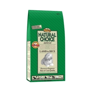 Croquette chien Natural Choice adulte agneau NUTRO 2 kg