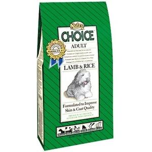 Croquette chien Natural Choice adulte agneau NUTRO 12 kg