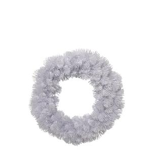 Couronne de Noël artificielle Iceland 45 cm
