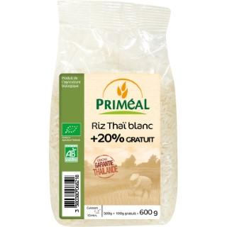 Riz thaï blanc 600 g PRIMEAL