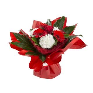 Bouquet de fleurs Bulle