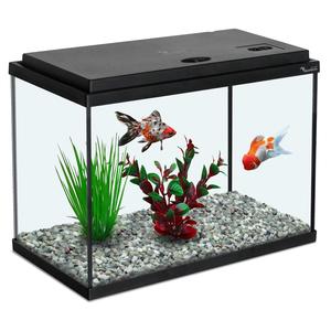 Aquarium 35x18x22 cm noir 13,8L 130368