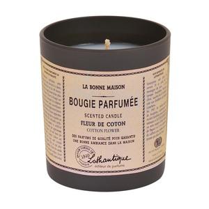 Bougie parfumée Fleur de coton 160g LOTHANTIQUE