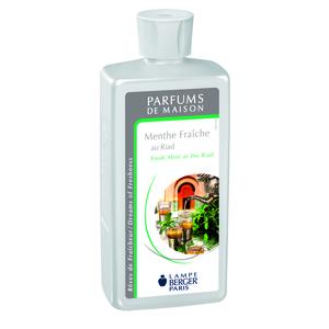 Parfum Menthe fraîche au Riad Lampe Berger 500 ml