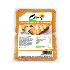 Filet de tofu à la japonaise - 2 x 80 g 142655