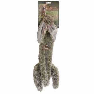 Jouet 60cm lapin peluche Skinneeez pour chien 14491