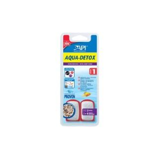 Recharge Filtre aquarium API Rena Aqua Detox size 1 x2