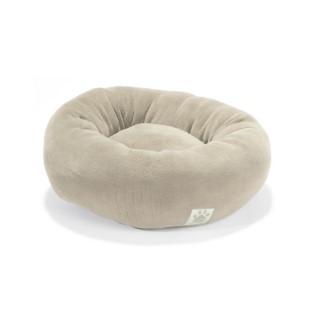 Corbeille ronde Donut Bed beige 50 cm