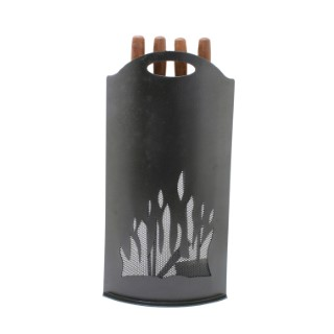 Serviteur de cheminée Flamme 71 cm