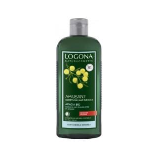 Shampoing sensitif à l'acacia bio en flacon de 250 ml 153089