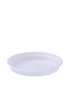 Soucoupe D10cm pot provence Elho transparent