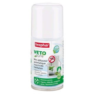 Insecticide habitation chiens/chats Beaphar 156000