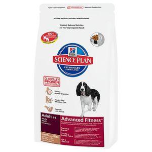 Croquette canine adulte à l'agneau et au riz 12 + 2,5 kg offerts 159773