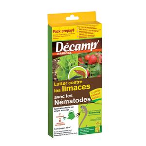 Nématodes traitement biologique contre les limaces