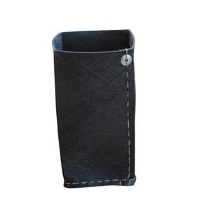 Cache-pot carré Médium 15X15X30 KARAWAN 160536