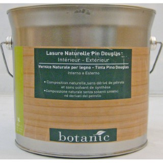 Lasure naturelle douglas Botanic 3 litres