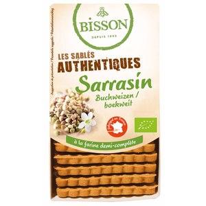 Authentiques sarrasin  au blé noir 175 g BISSON