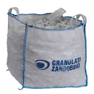 Galets de marbre blanc Mini bag 250 kg