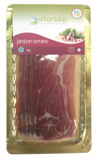 Jambon Serrano tranché