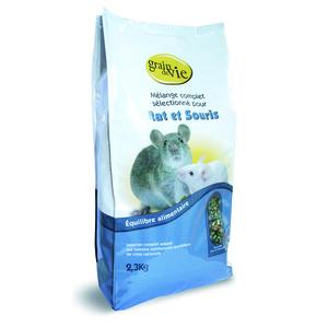 Mélange rat/souris 2,3 kg 168435