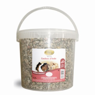 Menu mix pour cobaye 4,9 kg 168436