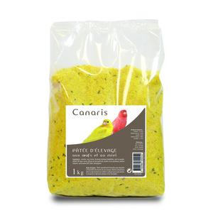 Patée elevage aux œufs et au miel pour canari 168881