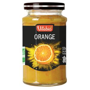 Délice Orange bio 290 g
