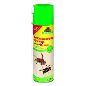 Aérosol frelon asiatique et guêpes Turbo 500 ml