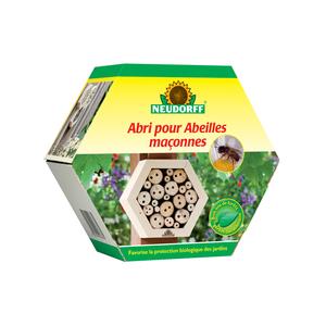 Abri pour abeilles maçonnes