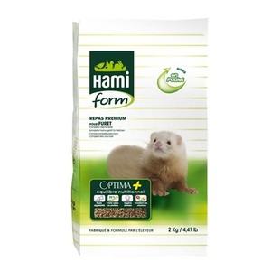 Repas premium optima furet Hamiform 2kg 178970