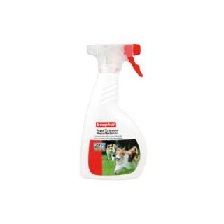 Répulsif liquide d'exterieur chiens/chats Beaphar